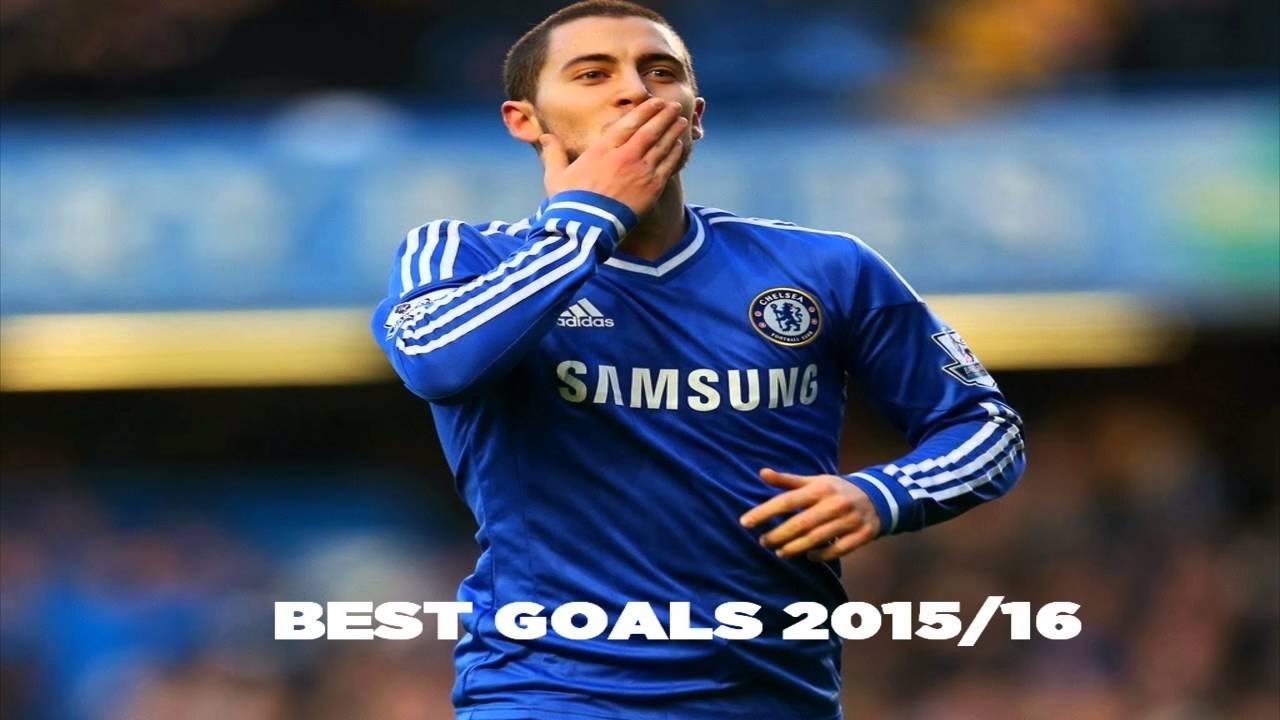 Download Eden Hazard All Goals 2015/16 |Sport HD|
