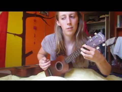 Hummingbird (Miss E) Ukulele & Guitar TUTORIAL