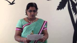 Marathi Poem - Mhatarpan