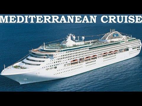 Mediterranean Cruise 2008