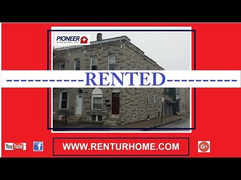 RENTAL - 2423 E. Madison Street (2nd Fl), Baltimore, Md 21205