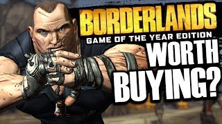 Is The Borderlands 1 Remaster WORTH BUYING