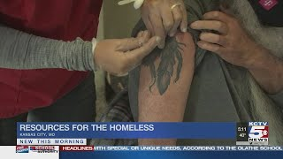 Hope Faith works to protect the homeless during the flu, winter season