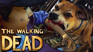 СОБАКА БЫВАЕТ КУСАЧЕЙ — The Walking Dead: 2 сезон [ЭПИЗОД 1] #2