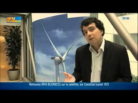 HALIADE 150 : la plus grande éolienne offshore au monde