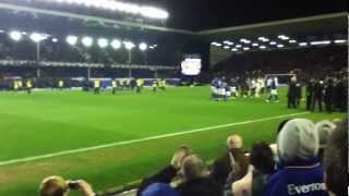 Z-Cars at Goodison (Everton 2-1 Fulham)