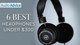 Video 6 Best Headphones Under $300 (2017) download MP3, 3GP, MP4, WEBM, AVI, FLV Juli 2018