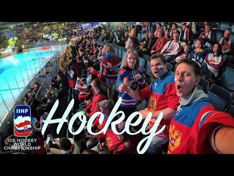 Чемпионат мира по Хоккею (Россия-Швеция)- или Русские в Братиславе