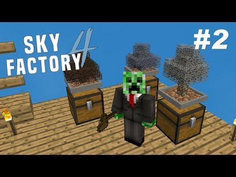 Sky Factory 4 – Channel Endgame