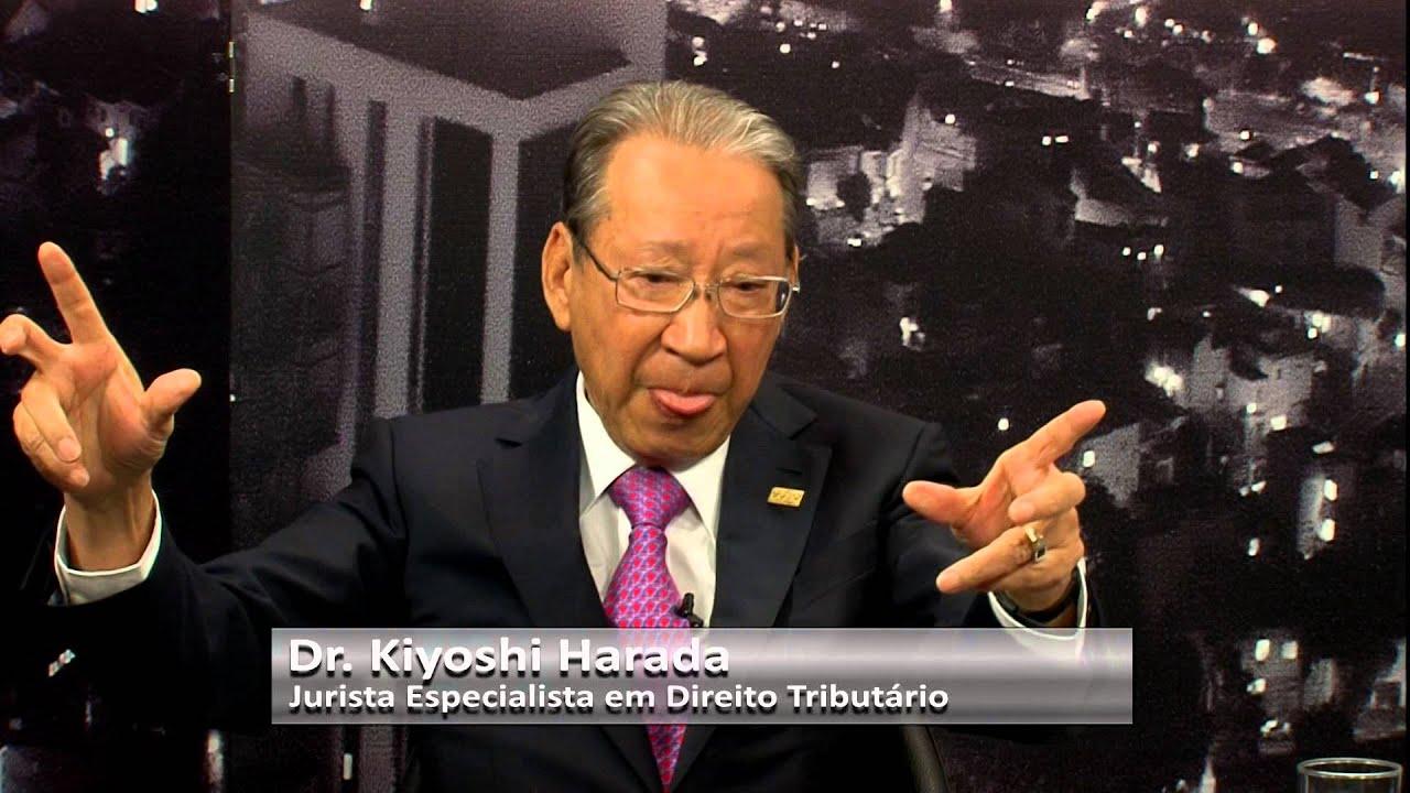 Programa Questão de Justiça discute o Direito Tributário com Kiyochi Harada