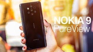 Это- Nokia 9 PureView