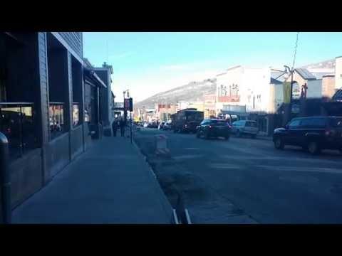 BSFF Goes to Sundance - Day 1 - Main Street, Park City