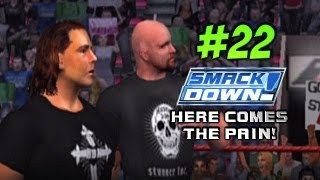 WWE SMACKDOWN! HERE COMES THE PAIN!: Season Mode - Episode 22 - Vince's Back Hand