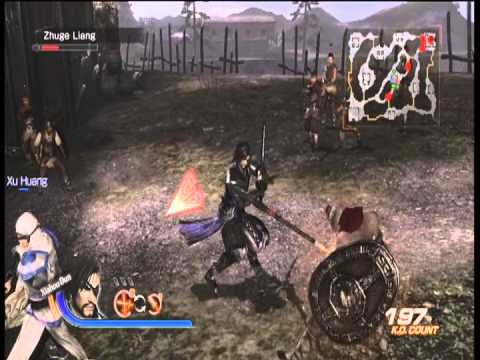 DW7 Gameplay