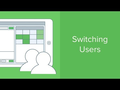 Switching Users With Vend On IPad | Vend U