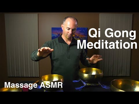 Qi Gong Relaxation & Healing - For Sleep & ASMR