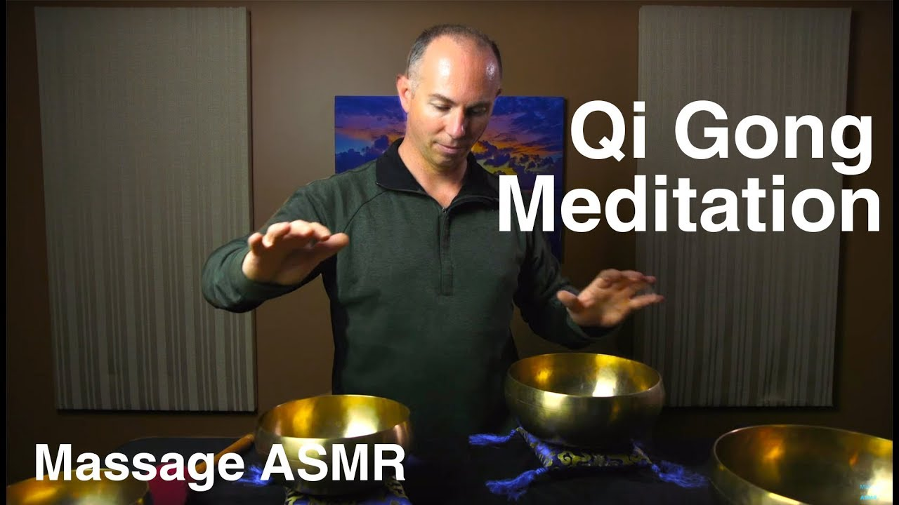 Qi Gong Meditation & Healing - For Sleep & ASMR