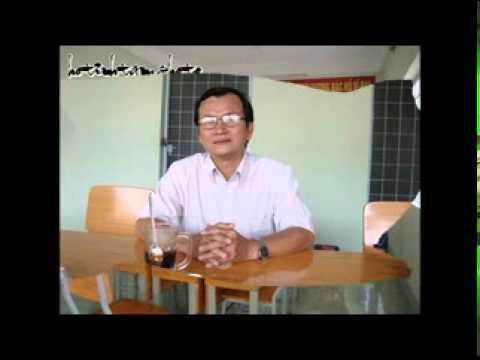 thầy Đặng Hoàng Dũng giới thiệu về trường THPT Vĩnh Long