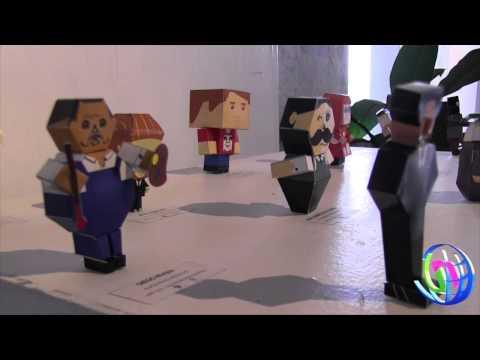 Presentan Art Toy en la Casa del Lago Xalapa Veracruz