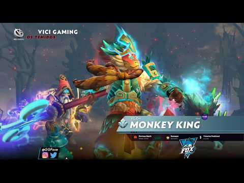 Grande Final - Vici Gaming vs Team Liquid - Epicenter Dota 2 Major