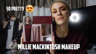 Let's Talk NEW Millie Mackintosh Makeup |