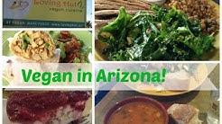 3 Vegan/Veg-Friendly Restaurants: Arizona