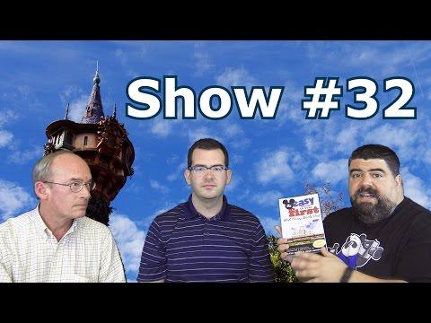 BIG FAT PANDA SHOW #32 with Guests Dave Shute & Josh Humphrey - Feb 29, 2016