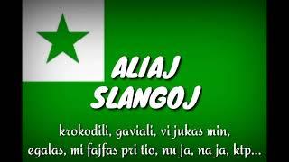 Aliaj Slangoj/Esprimoj (Slangs) #Esperanto #Venezuela #EsperantoLives