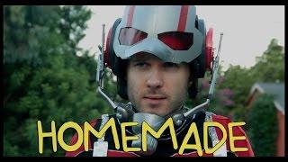 Ant-man trailer- homemade shot for shot