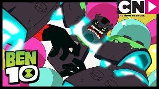 Бен 10 на русском Опасный шарм Cartoon Network