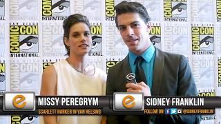 Thats My Entertainment Interviews Missy Peregrym from Van Helsing