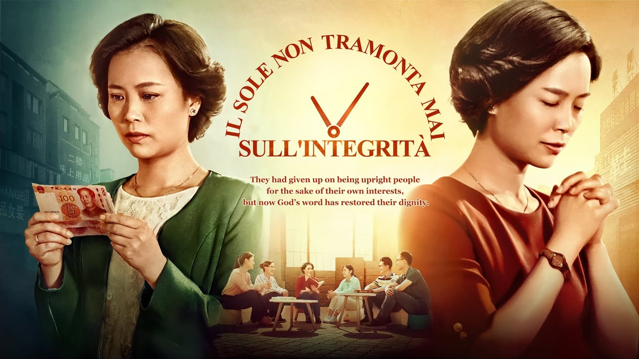 """Una storia vera """"Il sole non tramonta mai sull'integrità"""" - Film cristiano completo in italiano 2019"""