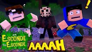 Minecraft: SEXTA-FEIRA 13! (Esconde-Esconde) thumbnail