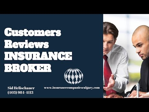 Our Customers Review.  Insurance Broker