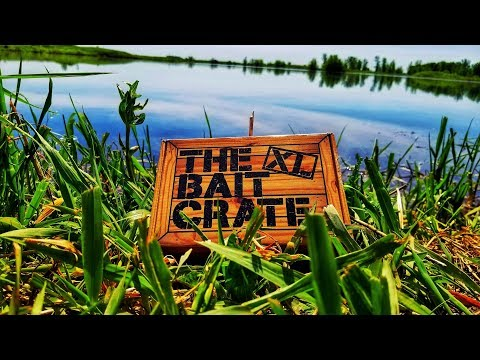 The NEW BAIT CRATE XL! | Unboxing