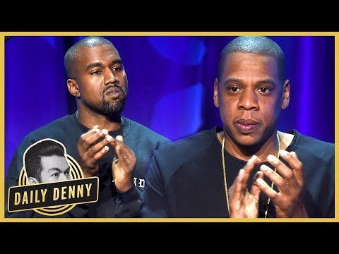 Download Youtube: JAY-Z's Message To Kanye West: Could The Beef Be Coming To An End? | Daily Denny