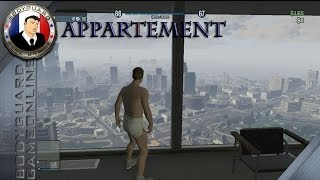 GTA 5 Online Multijoueur 5eme Appartement 390 000$ Grand Luxe ?