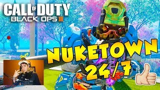 💥NUKETOWN DOUBLE XP 24/7 PLAYING WITH SUBS! 💥GFUEL SHOTS