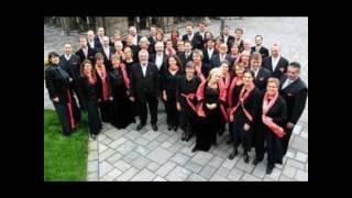 Kölner Kantorei - Aus der Tiefe rufe ich, Herr (Psalm 130, Heinrich Kaminski)