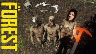 The Forest | Sežrali nás domorodci! | w/ GEJMR #4