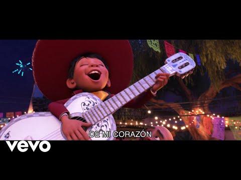 """Luis Ángel Gómez Jaramillo - El Latido de mi Corazón (De """"Coco""""/Con letra)"""