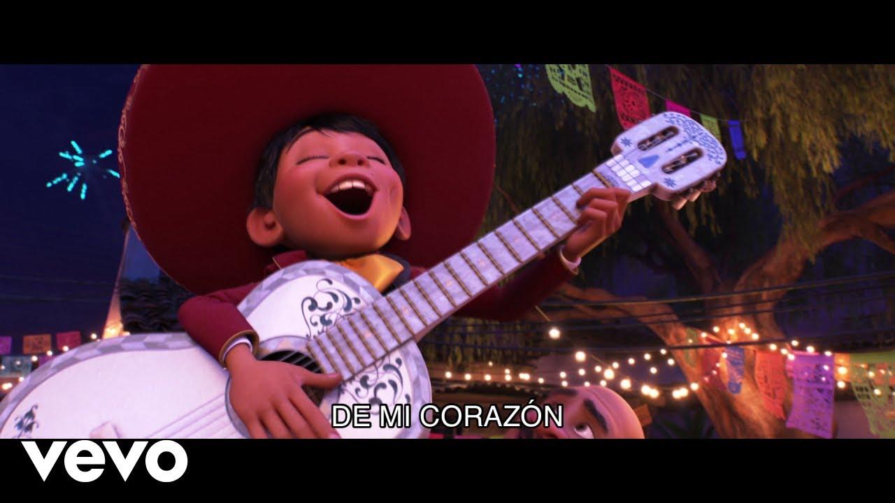 """Download Luis Ángel Gómez Jaramillo - El Latido de mi Corazón (De """"Coco""""/Con letra)"""
