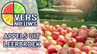 Versnieuws - Appels uit Leerbroek