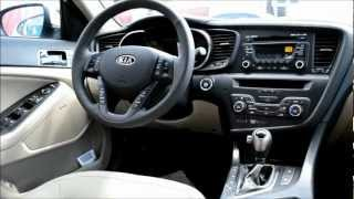 TEST DRIVE KIA SPORTAGE & OPTIMA