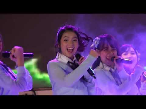[FANCAM] JKT48 - Kimi no Senaka 23122017 #6thBirthdayPartyJKT48