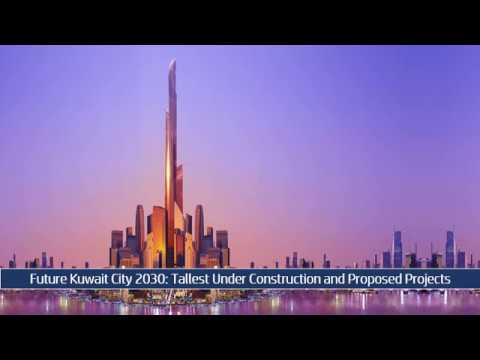 Future Kuwait City 2030: Tallest Under Construction and Proposed Projects