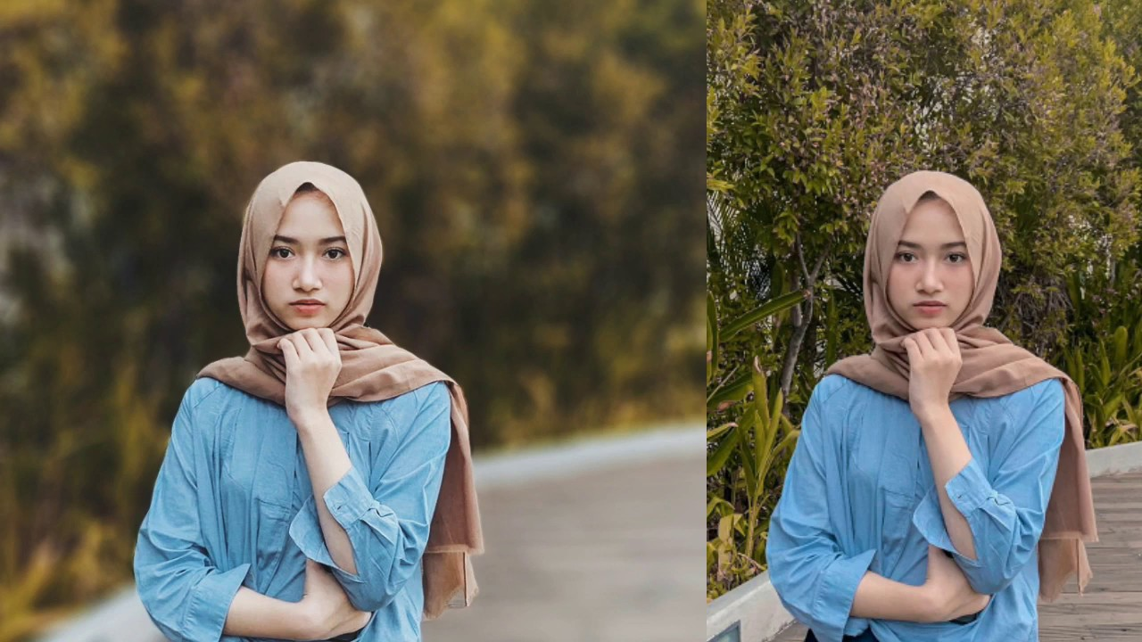 Cara Edit Poto Blur Kaya Dslr Pake Apk After Focus Vsco Youtube