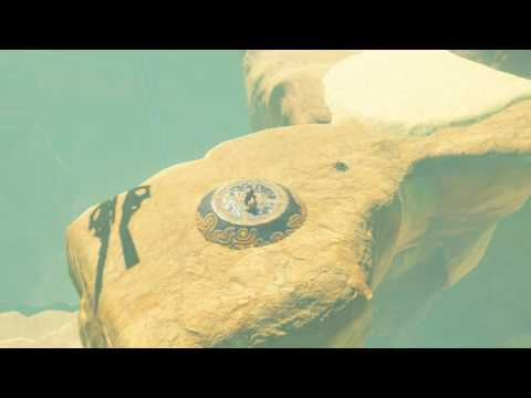 Zelda Breath of the Wild Sign of the Shadow shrine quest walkthrough (Sasa Kai shrine)