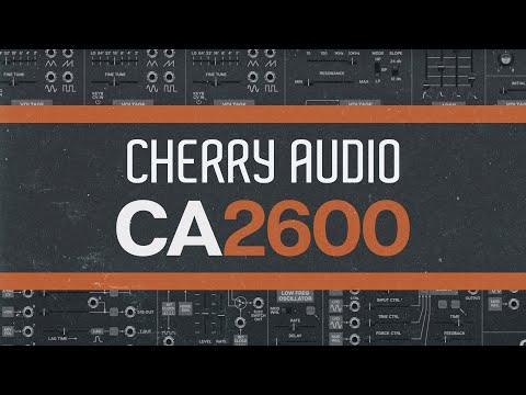 Cherry Audio | CA2600