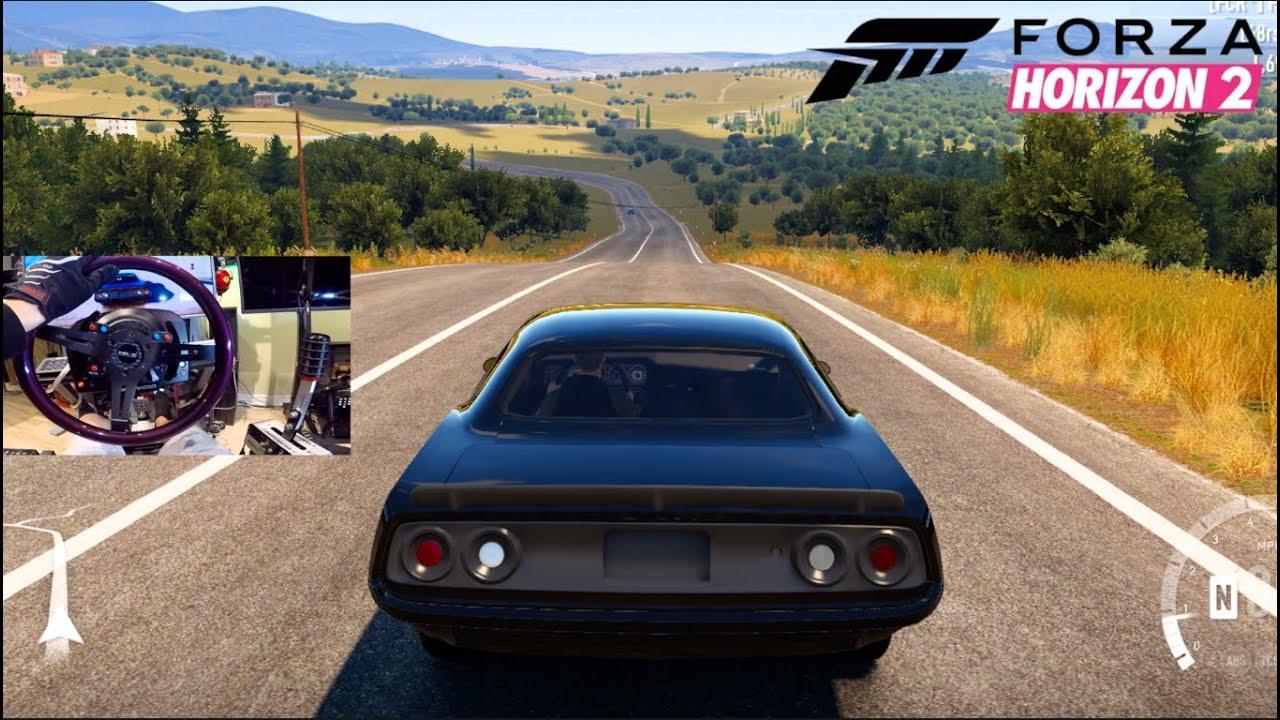 Forza Horizon 2 GoPro - What Made This Game So Good??
